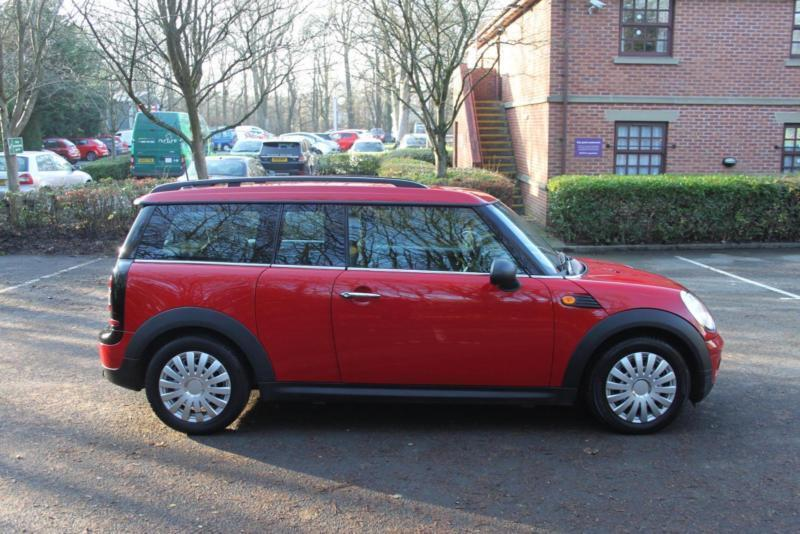 2009 Mini Clubman 14 One 5dr In Chorley Lancashire Gumtree