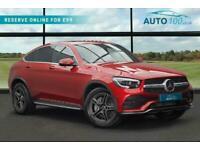 2020 Mercedes-Benz GLC Class 3.0 GLC400d AMG Line (Premium Plus) G-Tronic+