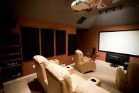 Quality Audio and Video installations