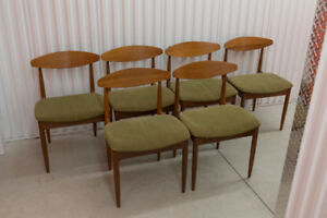 Original G Plan Teak Dining room set, mid century modern