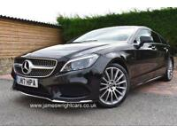 2017 Mercedes-Benz CLS 3.0 CLS350 AMG Line Shooting Brake 9G-Tronic Plus