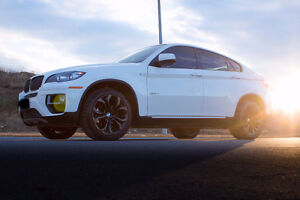 **FULLY LOADED BMW X6 xDRIVE35i WITH M PERFORMANCE PACKAGE**