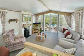 Brand New Carnaby Glenmoor Lodge 2021 Static Caravan - Skipton, Yorkshire Dales