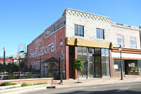 Down Town Building! Res/Commercial For Sale!!