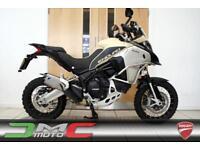 2017 Ducati Multistrada 1200 Enduro Pro 167 Miles