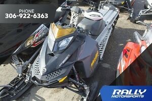 2008 Ski-Doo Summit  X 154 800R Power T.E.K.
