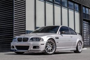 BMW E46 M3 Coupe manual