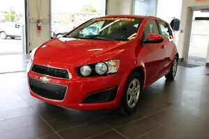 2014 Chevrolet Sonic LS AIR COMME NEUF