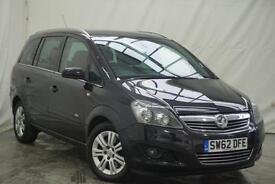2013 Vauxhall Zafira DESIGN CDTI ECOFLEX Diesel black Manual