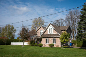 Spacious Home in Ville Lery - Few Minutes from Chateauguay