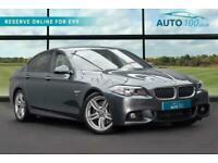2015 BMW 5 Series 3.0 530d M Sport 4dr