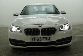 2013 BMW 5 Series 520D SE Diesel white Automatic