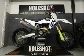 HUSQVARNA FC 450 2020 MOTOCROSS BIKE 27.5 HOURS ON THE METER WP SUSPENSION
