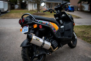 2011 Yamaha BWS 125 for sale! 4300 KM's ONLY!