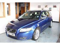 Volvo V50 2.0D 2008 SE Lux estate