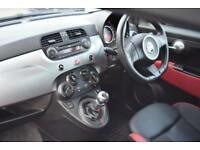 2015 Fiat 500 1.2 S (s/s) 3dr Petrol grey Manual