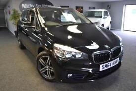 2014 BMW 2 Series Active Tourer 2.0 218d Sport Active Tourer (s/s) 5dr