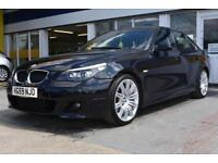 2010 59 BMW 520d M SPORT BUSINESS EDITION GOOD AND BAD CREDIT CAR FINANCE