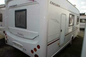 Elddis Crusader Typhoon 2003 4 Berth Caravan £4,500