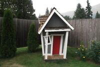 DR. ZUES STYLE PLAYHOUSE