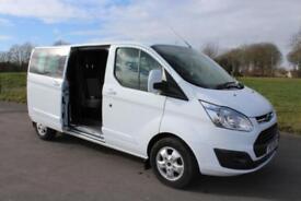Ford Transit Custom 2.0TDCi ( 130PS ) 310 L2H1 Ltd Crew /Combi Van Diesel