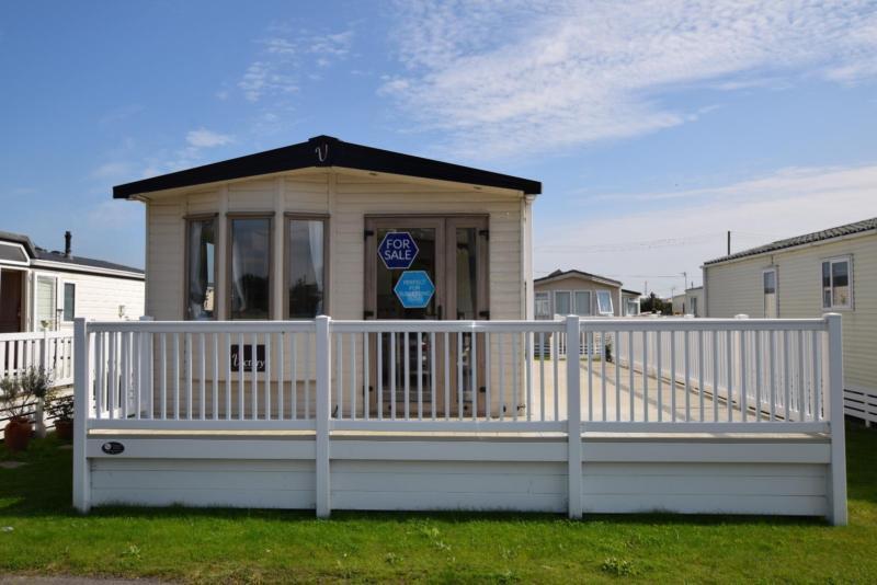 Static Caravan Pevensey Bay Sussex 3 Bedrooms 8 Berth Victory Vermont 2015