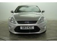 2013 Ford Mondeo TITANIUM X BUSINESS EDITION TDCI Diesel silver Automatic