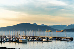Premium WATERFRONT on Vancouver's Golden Mile!