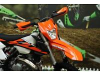 2018 KTM EXC 250 ENDURO BIKE TPI (FUEL INJECTION) VERY CLEAN, NEW GRIPS