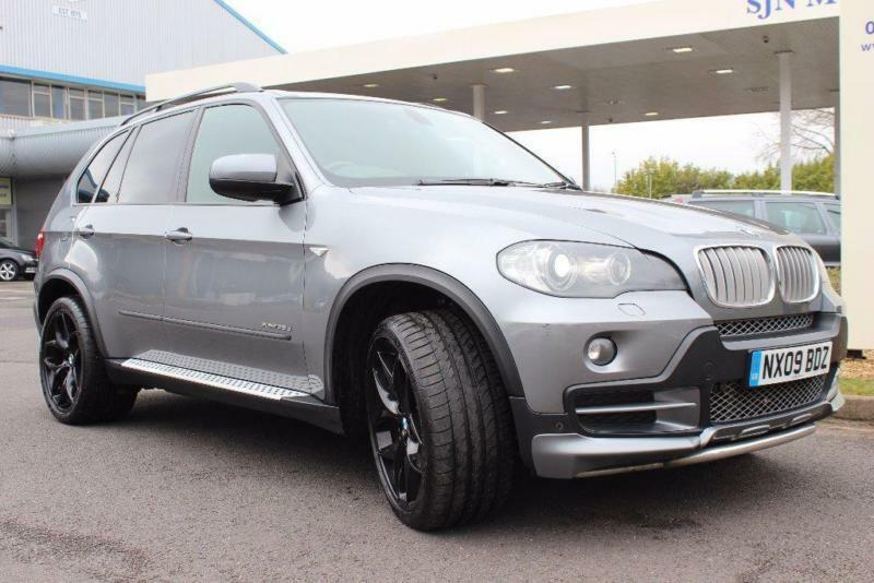 2009 bmw x5 3 0 35d se xdrive 5dr in northampton. Black Bedroom Furniture Sets. Home Design Ideas