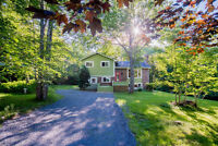 Home in Tantallon Woods with In-Law Suite