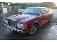 Rolls-Royce Silver Spirit Rolls royce silver spirit automatic bentley style clas