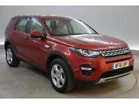 Land Rover Discovery Sport 2.0 TD4 HSE 5dr [5 Seat]