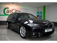 2013 BMW 5 Series 3.0 530d M Sport Touring 5dr