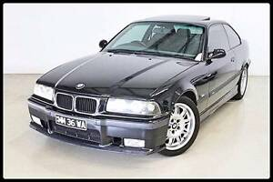 1996 BMW M3 Coupe manual Jandakot Cockburn Area Preview
