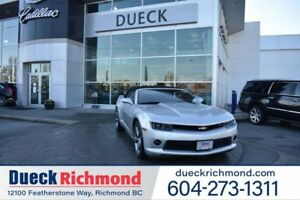 2014 Chevrolet Camaro 2LT   -  Navigation, Leather Seats