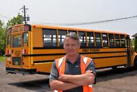 Chauffeur d'autobus d'écoliers  - Mascouche, Quebec