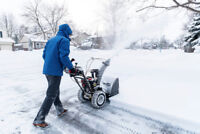 SNOW REMOVAL and CLEARING SERVICES WINNIPEG