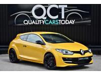 2016 Renault Megane 275 Renaultsport Cup + Nav + Reverse Cam + Yellow