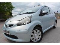 TOYOTA AYGO +1.0 VVTI 3 DOOR*IDEAL FIRST CAR*DECEMBER MOT*£20 TAX*