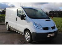 Renault Trafic 2.0dCi ( EU5 ) ( Eco ) SL27 Phase 3 Diesel Van Low Mileage