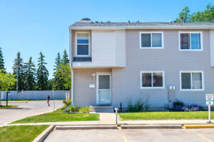 END UNIT Townhouse in Sweet Grass for sale.