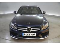 Mercedes-Benz C Class C220 BlueTEC AMG Line Premium Plus 4dr Auto