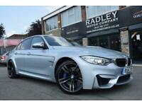 2015 BMW M3 Semi Auto Saloon Petrol Automatic