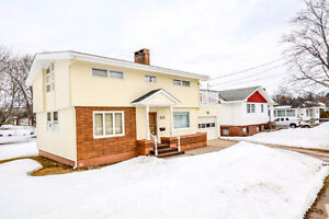 4 Bedroom 2 Storey Home - 245 Sewell Street, Fredericton (North)