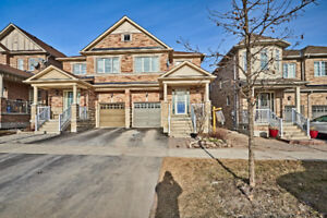 A Semi-Detached in Stouffville for less than Price of  Townhouse