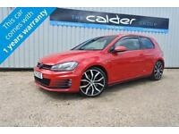 2015 15 VOLKSWAGEN GOLF 2.0 GTI 3D 220 BHP ( PERFORMANCE PACK )