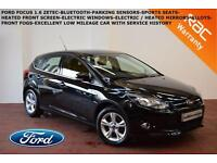 2012 Ford Focus 1.6 TI-VCT (125ps) Zetec-PARKING SENSORS-BLUETOOTH-LOW MILES