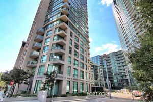 Bachelor - Luxurious 1 Bedroom in condo, DownTown/Lakeshore