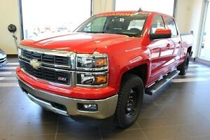 Chevrolet Silverado 1500 4X4 ALL TERRAIN Z71 2015
